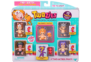 Twozies Twogether 12 Pack