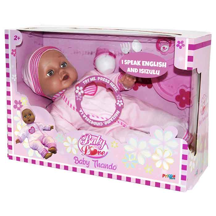 Toys And Love : Baby love thando prima toys