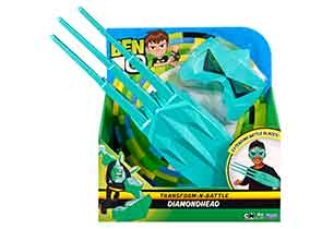 Ben 10 Transform-N-Battle Basic