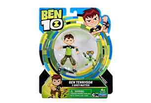 Ben 10 Basic Figure Assorted