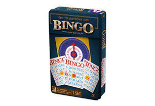 Bingo in a Tin Tradition Game