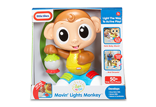 Little Tikes Movin' Lights Monkey