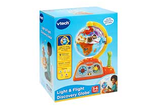Light & Flight Discovery Globe