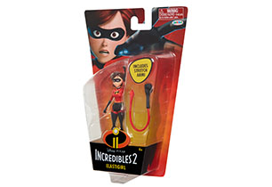 Incredibles 2 Basic Figures - Elastigirl