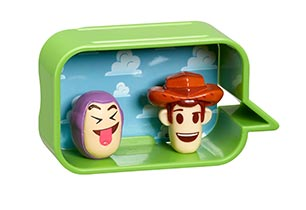 Disney Mini Emojis Chat Bubbles
