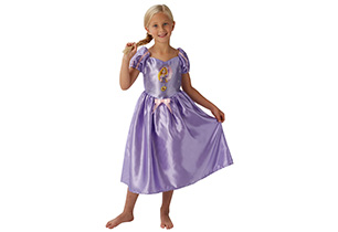 Tangled- Rapunzel Fairytale Costume