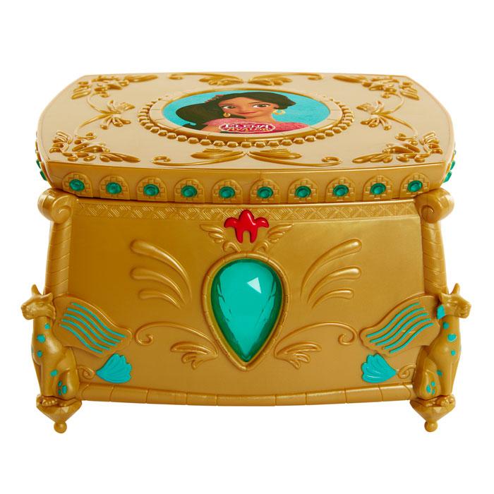 Elena Of Avalor Light Of Enchantment Jewelry Box Elena