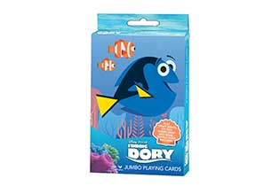 Finding Dory Jumbo Playing Cards