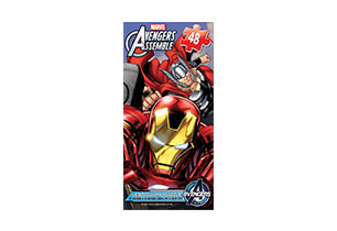 Marvel Assorted Lenticular Tower Puzzle