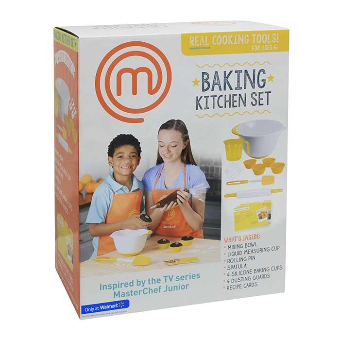 MasterChef Baking Kitchen Set  Masterchef  Prima Toys -> Little Tikes Kuchnia Masterchef