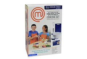 MasterChef  Burger Cooking Set