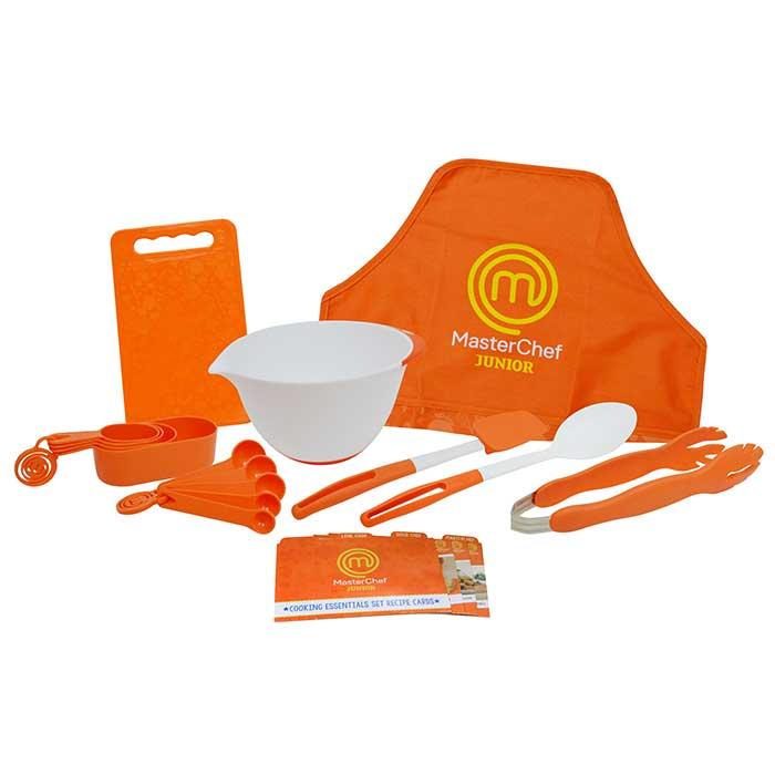Masterchef Cooking Essentials Set Masterchef Prima Toys