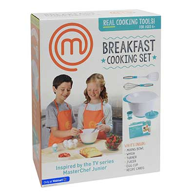 MasterChef  Breakfast Cooking Set