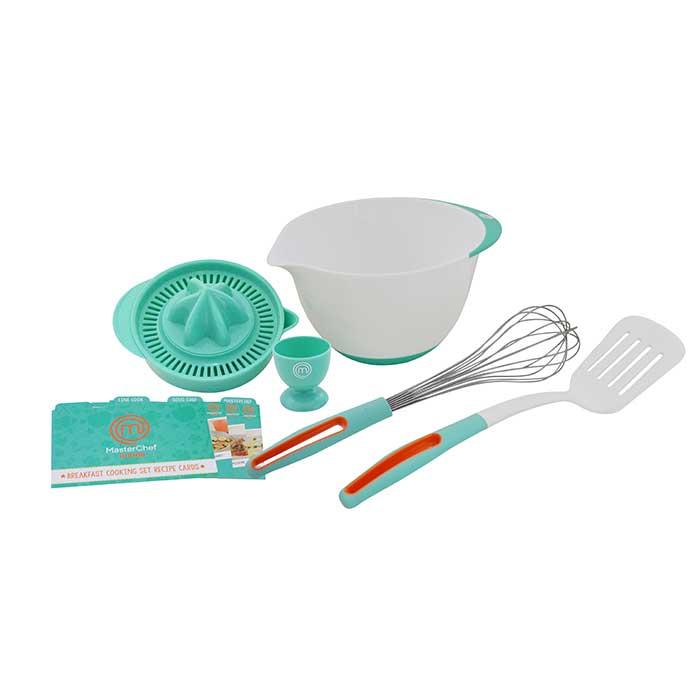 Masterchef Breakfast Cooking Set Masterchef Prima Toys