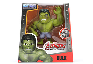 Marvel Assorted 10cm Metal Figures