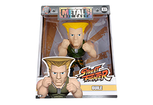 Street Fighter 10cm Metal Figures