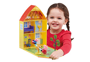 Peppa Pig Home & Garden Playhouse