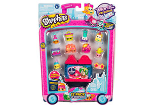 Shopkins 12 Pack S8 - USA