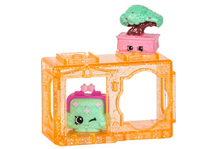 Shopkins 2 Pack In CDU S8  - Asia