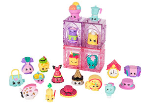 Shopkins Mega Pack S8 - Europe