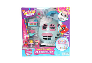 Squinkies Do Drops Ice Cream Playset