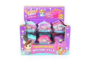 Squinkies Do Drops Mystery Villas