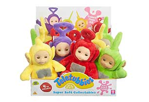 Teletubbies Super Soft Collectable Plush
