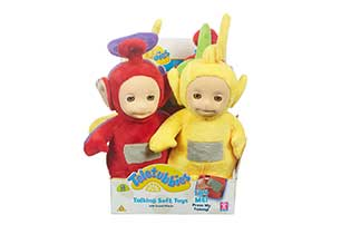 Teletubbies Talking Plush