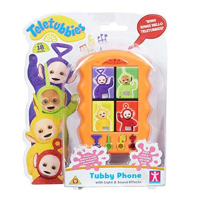 Teletubbies Tubby Phone
