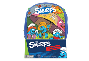 Smurfs 3 Puzzles In Bag