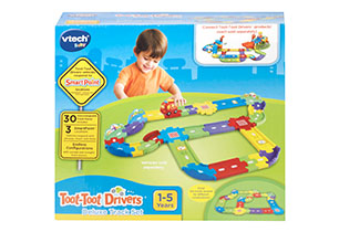 Toot-Toot Drivers Deluxe Track Set