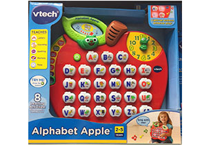 Alphabet Apple