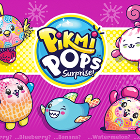 It's not a Lollipop, it's a Pikmi Pops Surprise!