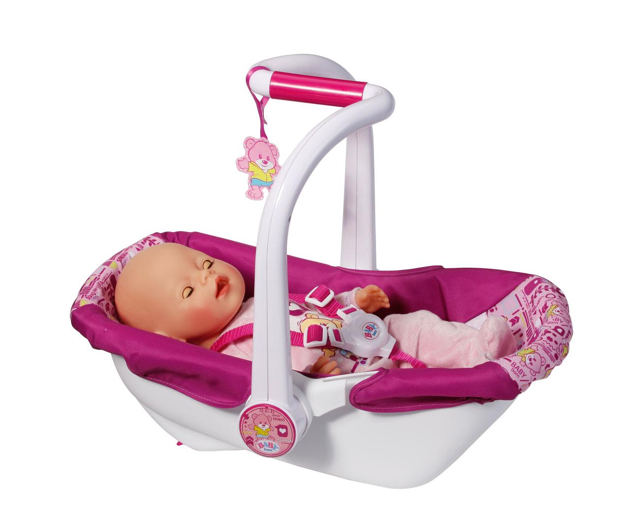 Baby Born Comfort Seat Baby Born Prima Toys