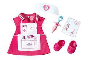 Baby Born Nurse Set