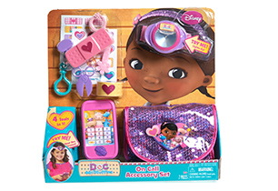 Doc Mcstuffins On Call Accessory Playset