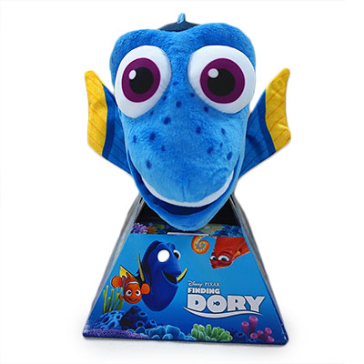 25cm Finding Dory/Nemo In Plinth Box