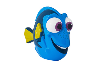 Finding Dory Figures In Foil Pack
