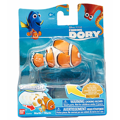 Finding Dory Swiggle Fish Assorted