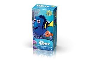 Finding Dory Lenticular Tower Puzzle