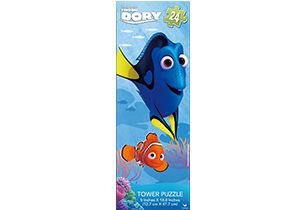 Finding Dory Mini Tower Puzzle