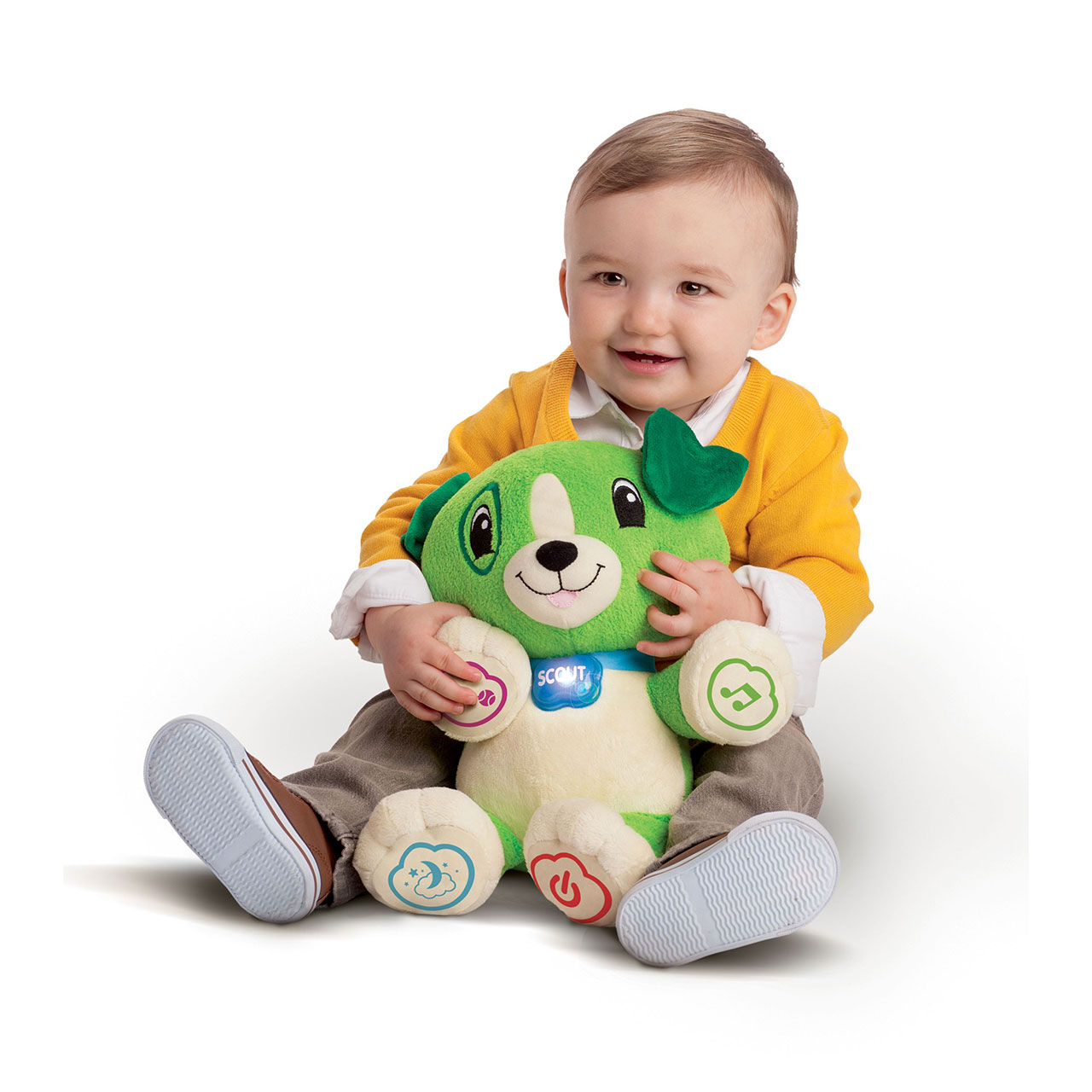 Fisher price laugh and learn puppy home