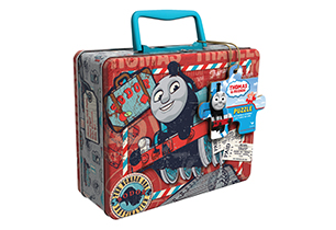 Thomas Puzzle In Lunch Tin