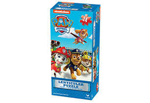 Paw Patrol Lenticular Tower Puzzle