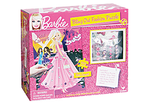 Barbie Sparkle & Shine Puzzle