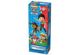 Paw Patrol Mini Tower Puzzle