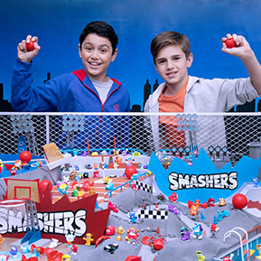Smashers - the new collectables craze!   Latest Toy News   Prima Toys