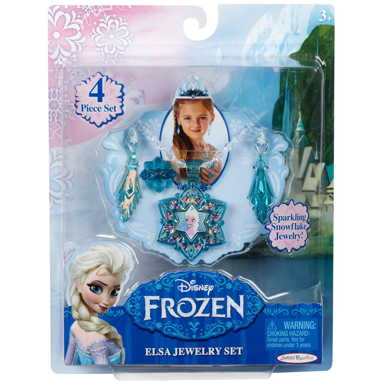 Frozen Anna And Elsa S Jewellery Disney Frozen Prima Toys