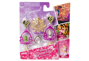 Disney Princess Little Kingdom Jewelery Set