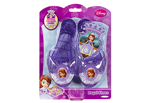 Sofia The First Royal Jelly Shoes